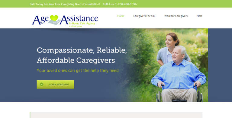 Age Assistance In-Home Care Agency, Inc. - Caregiver Referrals In San Diego County
