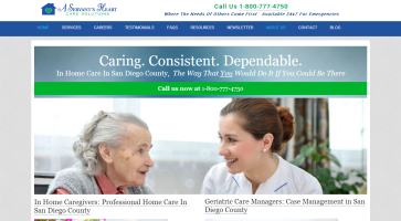 trustworthycare website