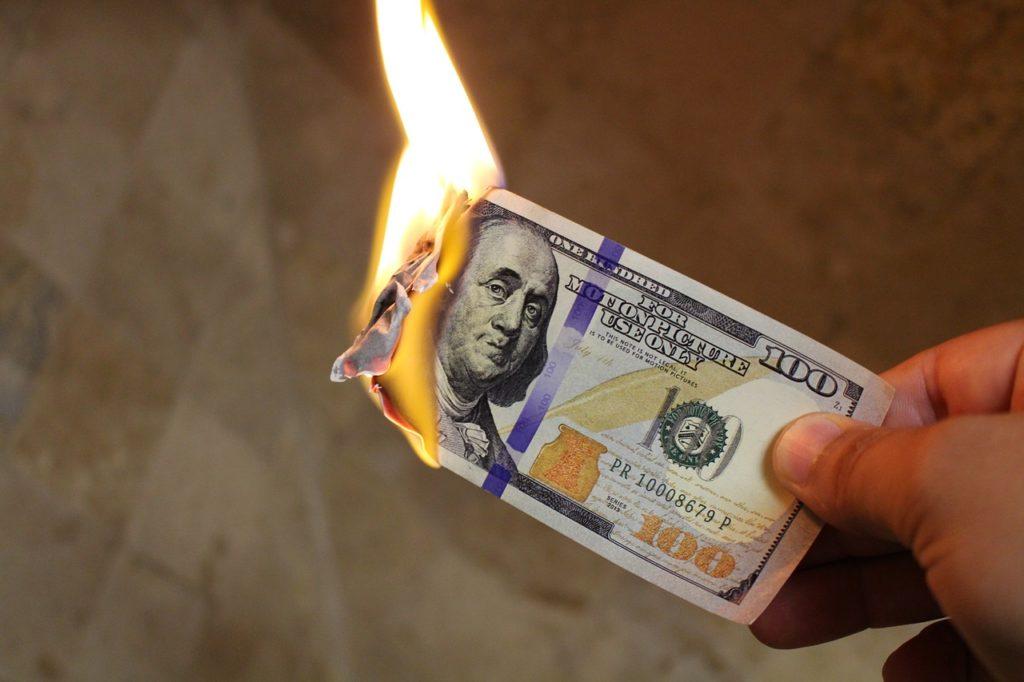 Burning Money on 1-800-HomeCare