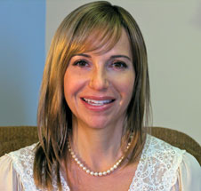 Kimberly Moss, Vice President and COO